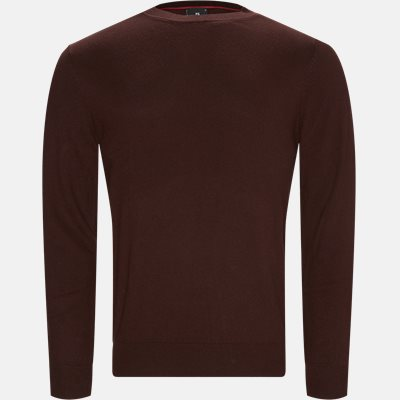 Regular fit | Knitwear | Bordeaux